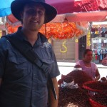 Oaxaca, or Roy Eats Grasshoppers