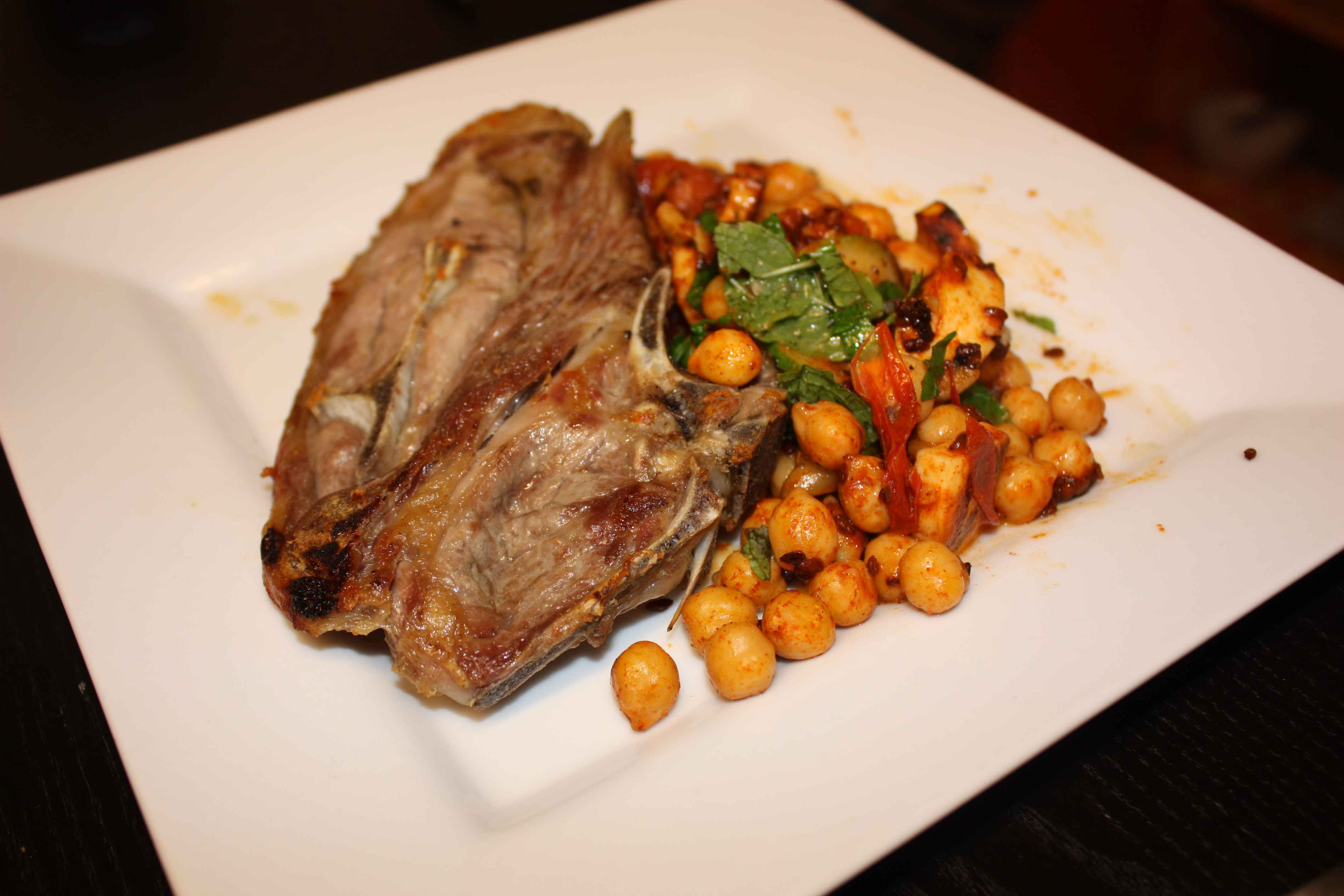 lamb-and-chickpea-salad