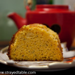 Orange and Poppy Seed Cake – Gluten Free