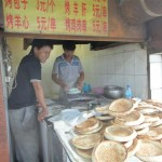 Searching for Shanghai Dumplings, China
