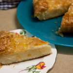 Lemon Filo Pie Recipe