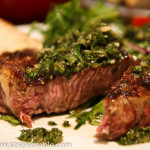 Steak with Chimichuri