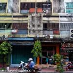 Walking the Streets of Bangkok, Thailand
