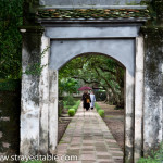 Tour to Tam Coc via the Temple of Dinh Tien Hoang, Vietnam