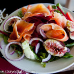 Salmon & Fig Salad