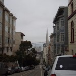 San Francisco Arrival