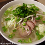 BBQ Pork & Noodle Soup with Chicken Balls- Recipe