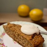 Zesty Lemon Yogurt Cake – Recipe