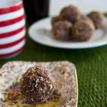Mandarin Chocolate Truffles – Recipe