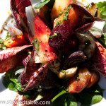 Winter Roast Vegetable Salad – Recipe