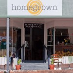 Homegrown Cafe, Palmwoods