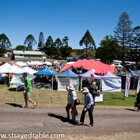 The Real Food Festival 2012, Maleny