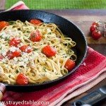 Sweet-bite Tomato Pasta – Recipe