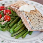 Sesame Salmon – Recipe