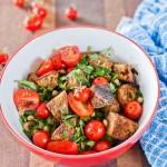 Panzanella Salad – Recipe