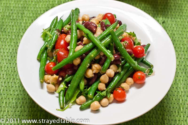 Green Bean Salad - Recipe