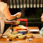 Dinner with Friends in Brisbane