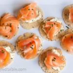 Salmon Canapes – Recipe