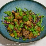 Caramelised Pineapple Salad – Recipe