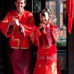 A Chinese Wedding, Chengdu, China