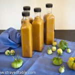 Green Tomato Chili Sauce Recipe