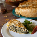 Rustic Spinach & Ricotta Filo Pie Recipe