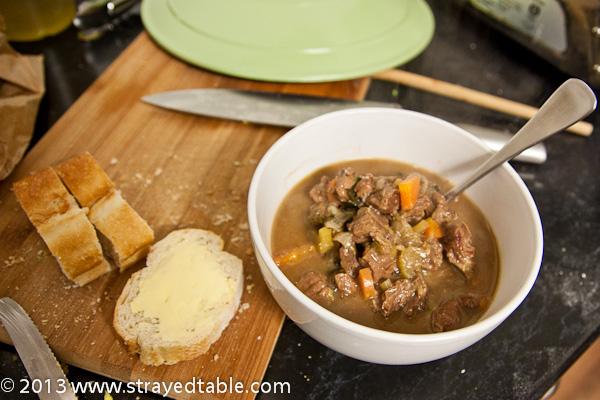 Eumundi Beef Stew with Jack Daniels Recipe