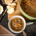 Eumundi Beef Stew with Jack Daniels Recipe