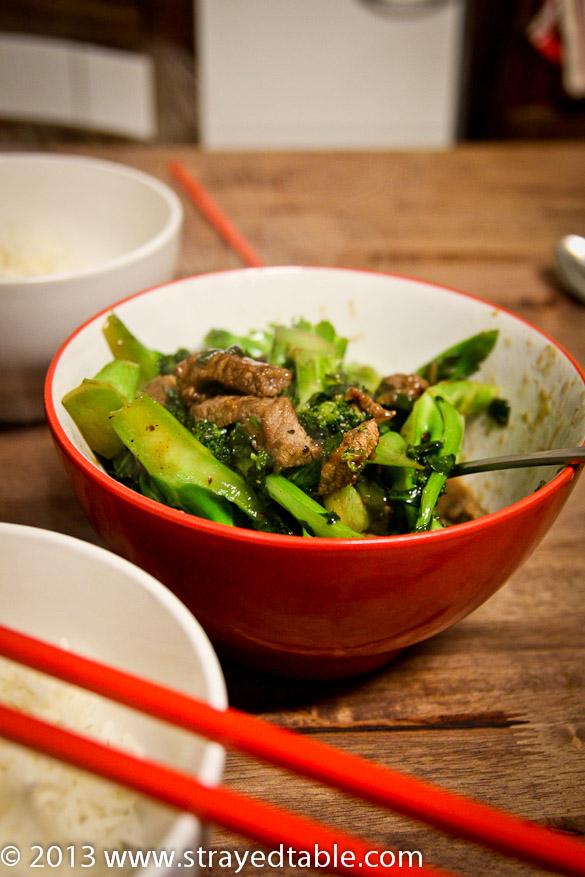 Roy's Beef & Broccoli Recipe