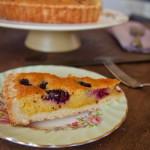 Mulberry Frangipane recipe