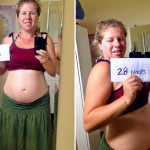 Exercise during Pregnancy, 12 week count down