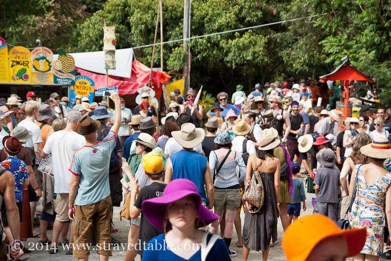 Ultimate Woodford Folk Festival Camping List