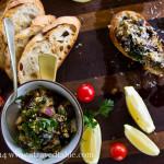 Eggplant Bruschetta Recipe