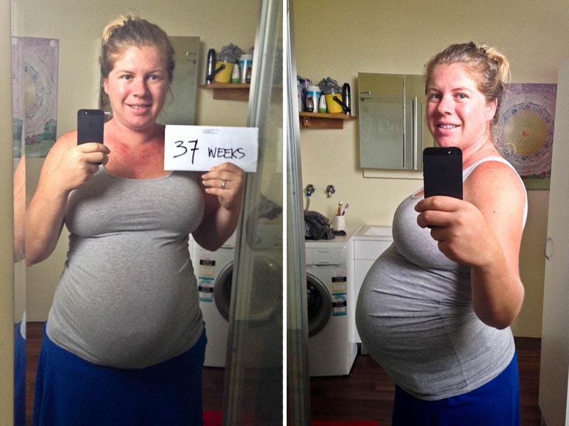 37weeks.pregnancy.update