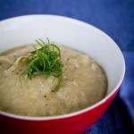 Simple Potato & Leek Soup Recipe