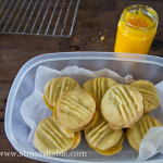 Melting Moments with Lemon Curd Recipe