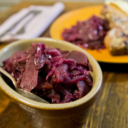 Braised Red Cabbage Recipe