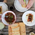 Homegrown & Homemade Lunch