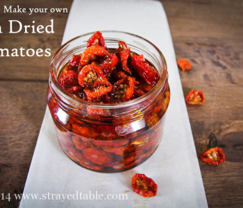Make Your Own Sun Dried Tomatoes Thumbnail