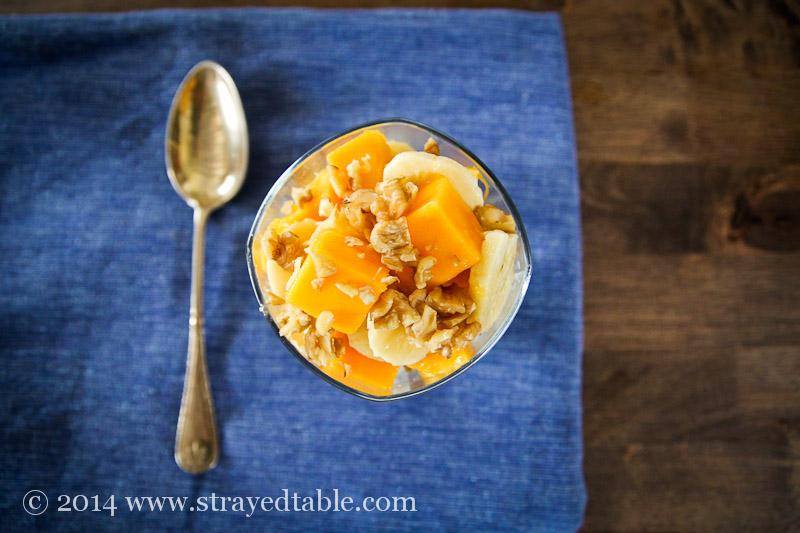 Mango Cheesecake Breakfast Cup Recipe