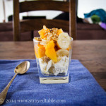 Mango Cheesecake Breakfast Cup Recipe