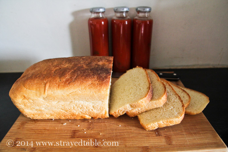 Simple Yeast Bread Recipe