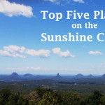 5 Place I love on the Sunshine Coast