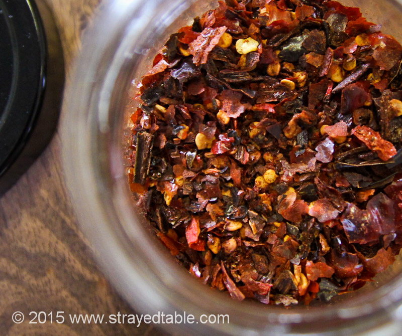 DIY: CHILLI FLAKES