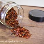 DIY: Chilli Flakes