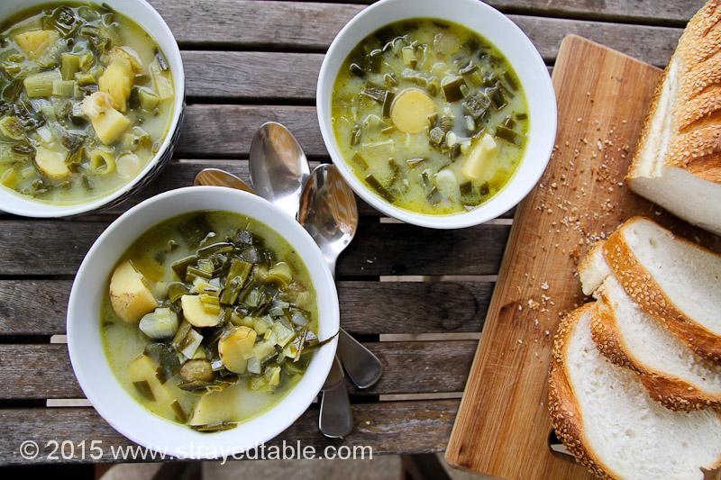 How To Make Leek Onion And Potato Soup