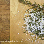 DIY: Rosemary Salt