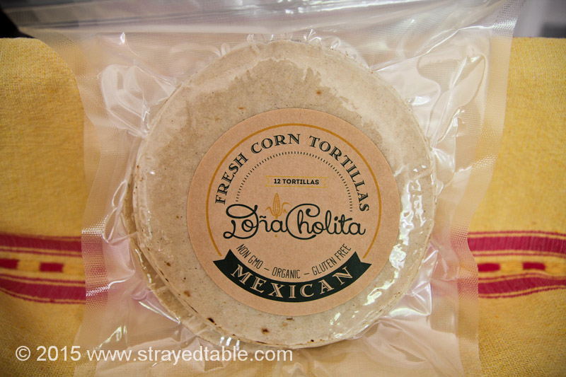Dona Cholita | Fresh Corn Tortillas