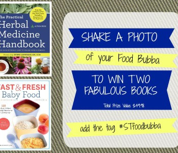 COMPETITION: SHARE A PHOTO OF YOUR FOOD BUBBA TO WIN Thumbnail