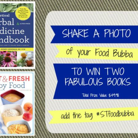 COMPETITION: SHARE A PHOTO OF YOUR FOOD BUBBA TO WIN